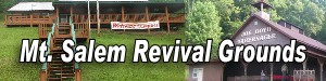 Click here to visit the Mt. Salem Revival Grounds Website